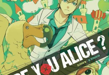 Are you Alice ? tome 4