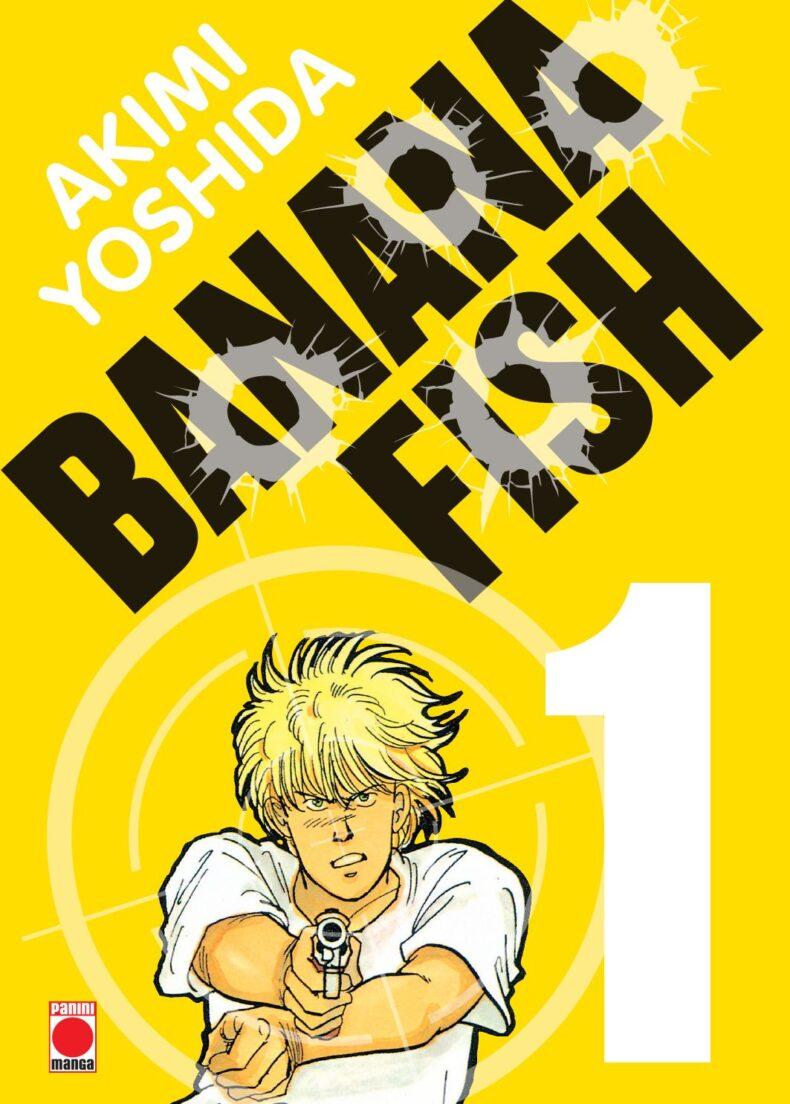 Banana fish tome 1 - Perfect edition