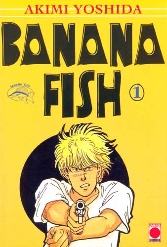 Manga banana fish