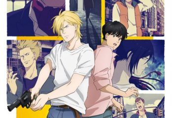 Banana Fish affiche anime