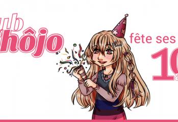 Aiko, notre mascotte fête les 10 ans de Club Shôjo !