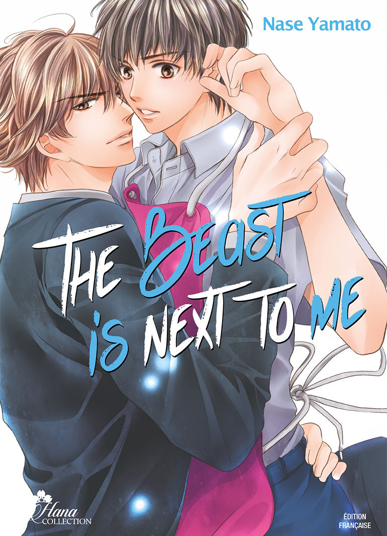 manga The beast is next to me