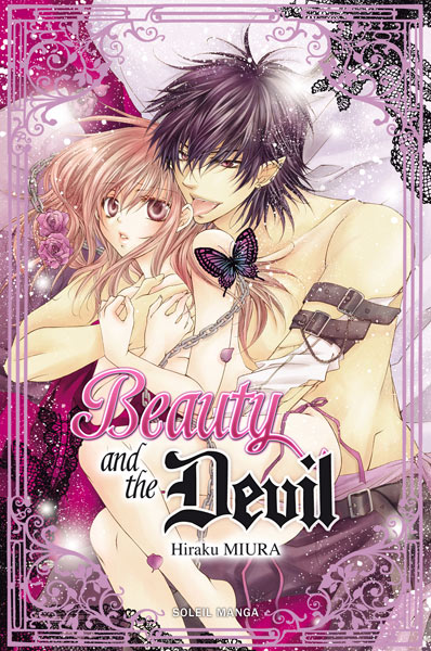 manga shojo beauty and the devil