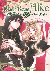 manga black rose alice
