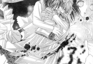manga shojo bloody kiss