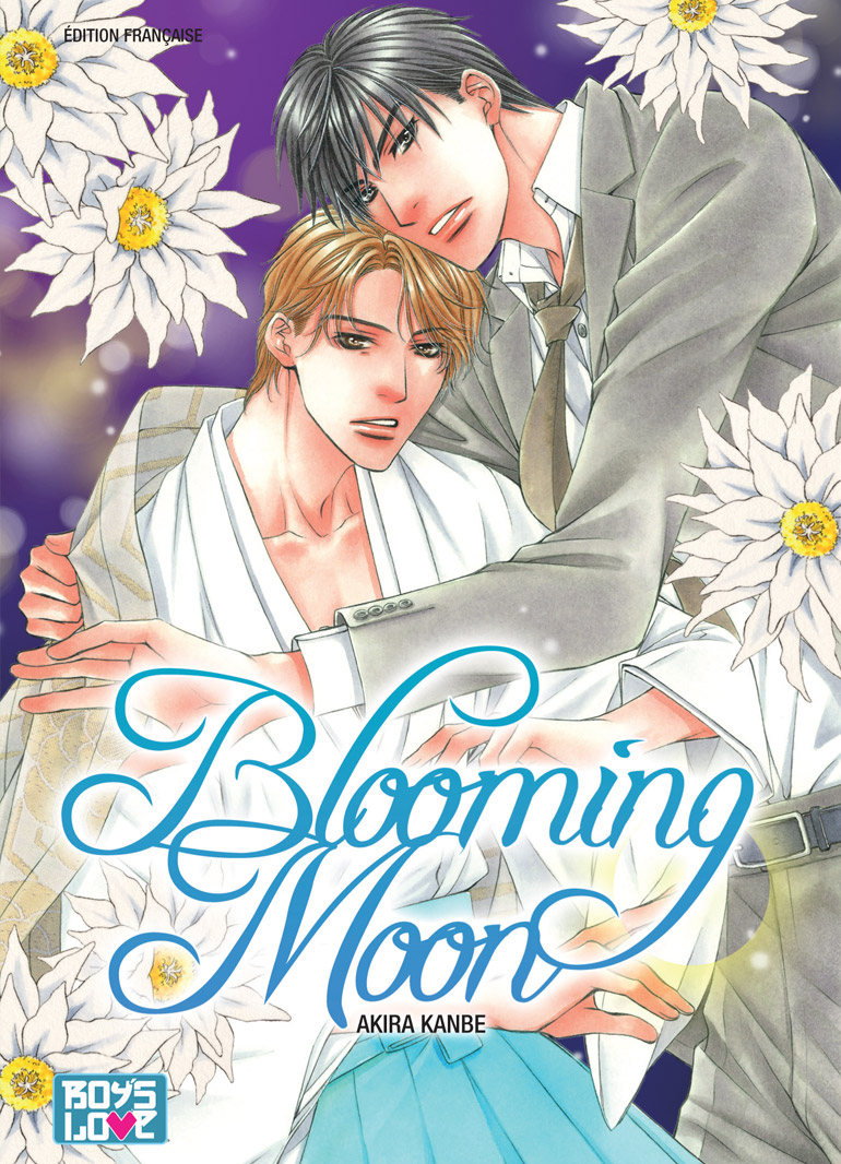 manga Blooming moon