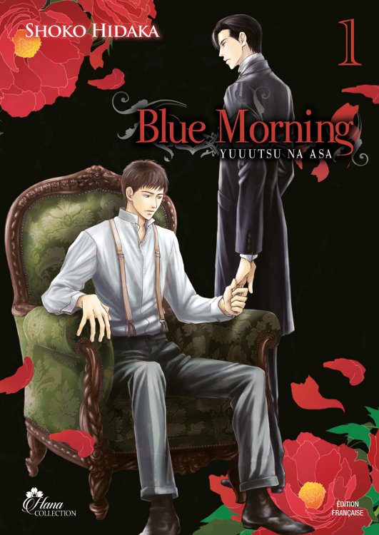 Blue Morning tome 1