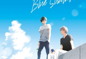 Blue summer tome 1