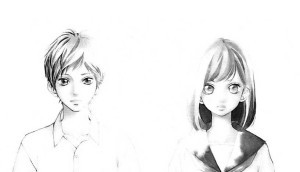 Scan, Blue Spring Ride, unwritten, prologue, Futaba, Kô