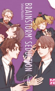 Brainstorm' Seduction tome 4