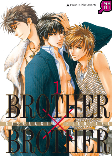 Brother x Brother Volume 1
