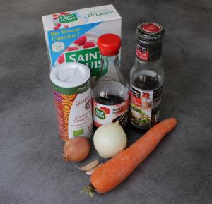 ingredients bulgogi