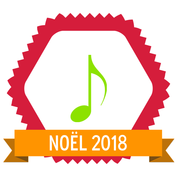 "Image du Badge ""Music (111)"" fourni par The Noun Project sous Creative Commons - Attribution (CC BY 3.0)"