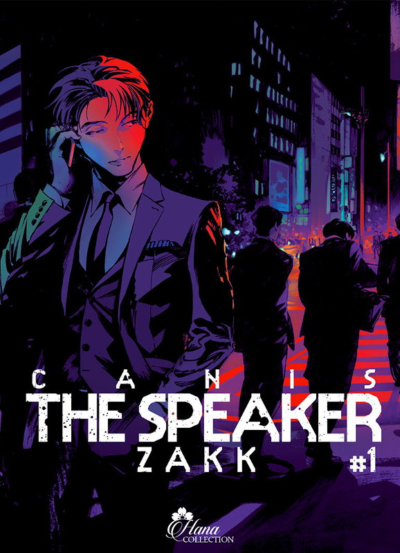 Canis - The Speaker tome 1