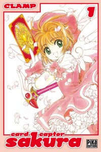 Manga card captor sakura