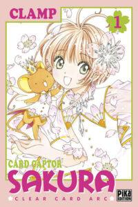Card Captor Sakura - Clear Card Arc tome 1