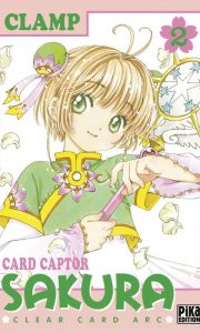 Card Captor Sakura – Clear Card Arc tome 2