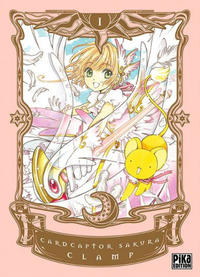 Card Captor Sakura – Edition deluxe tome