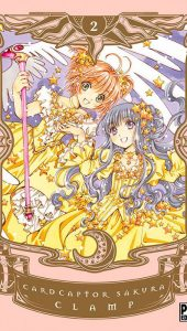 Card Captor Sakura – Edition deluxe tome 2
