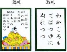 cartes karuta