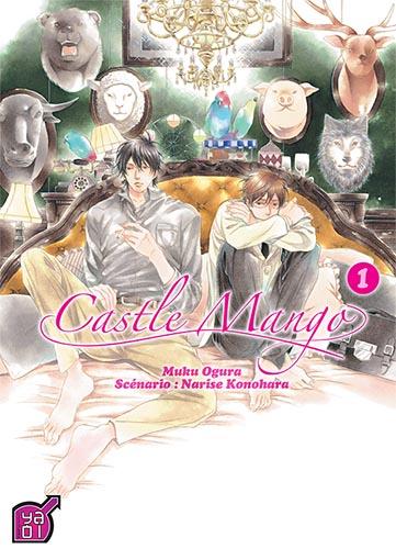 manga Castle Mango