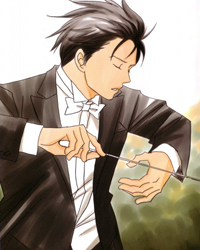 Chiaki Shinichi de Nodame Cantabile
