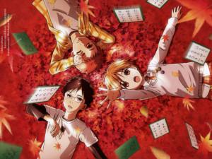 Manga chihayafuru