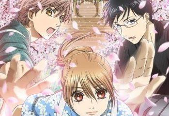 Affiche de la saison 3 de Chihayafuru