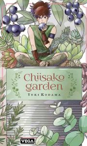 Couverture du one-shot Chiisako's garden