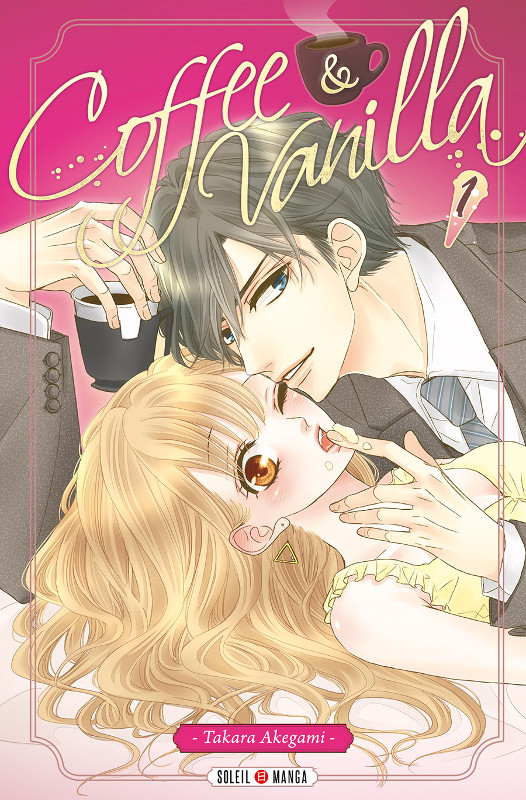Coffee & Vanilla tome 1