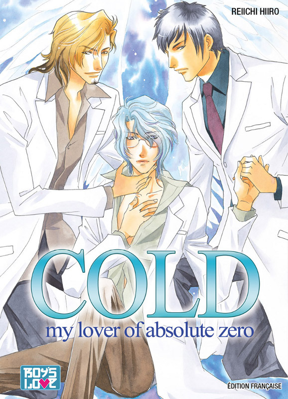 manga Cold my lover of absolute zero