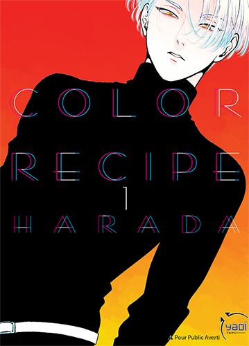 Color Recipe manga