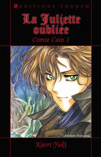 Manga Comte Cain