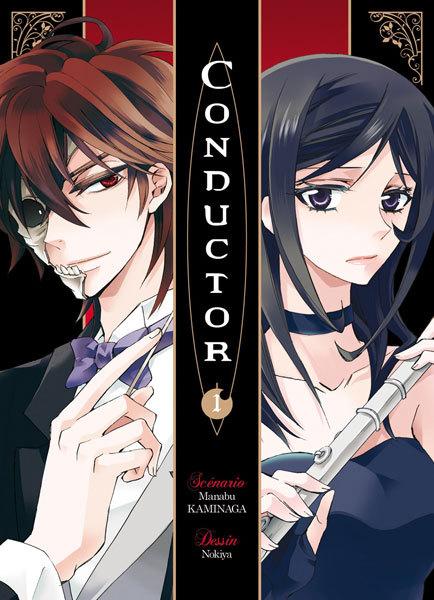 Manga Conductor tome 1