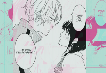 Akira et Eriko - Consentement dans les shôjo