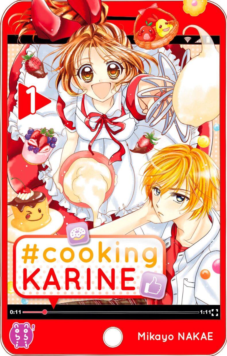 #Cooking Karine tome 1