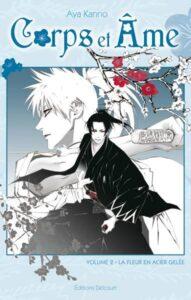 Couverture tome 2 du manga Corps et âme