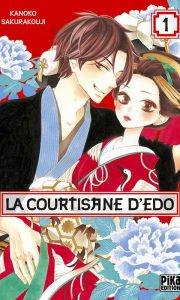 La Courtisane d'Edo tome 1