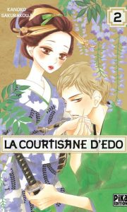 La Courtisane d'Edo tome 2