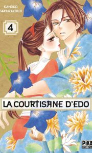 La Courtisane d'Edo tome 4