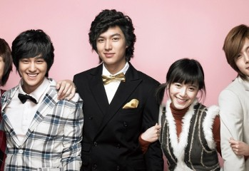 couverture boys over flowers