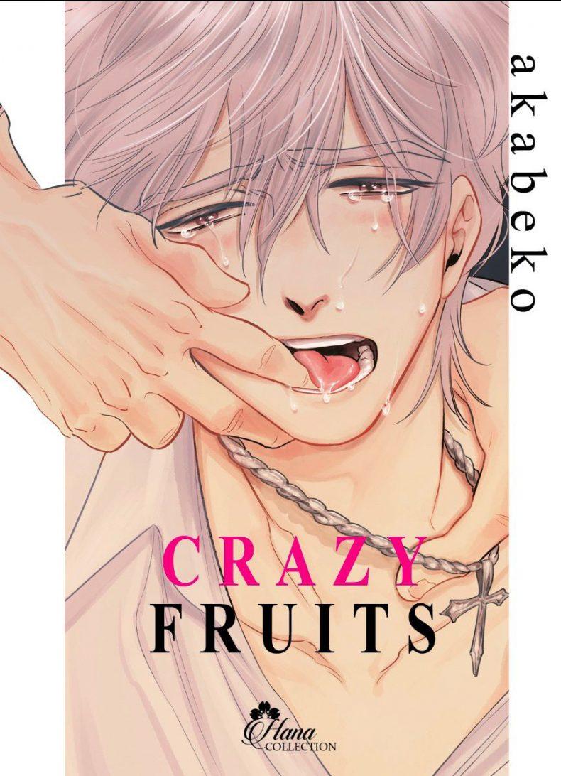 Couverture du one-shot Crazy fruits