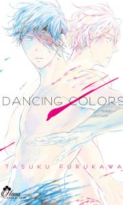 Dancing colors manga