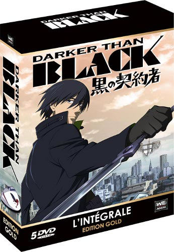 DVD Darker than Black