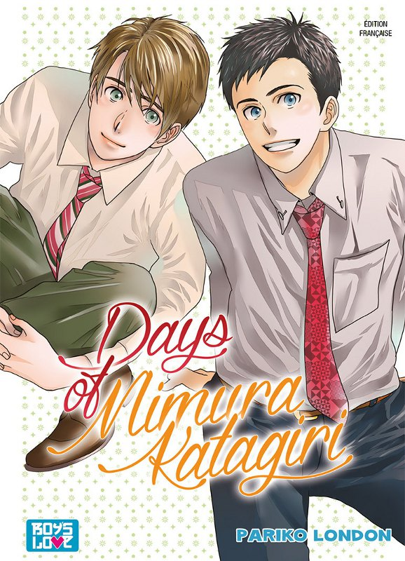 manga Days of Mimura et Katagiri