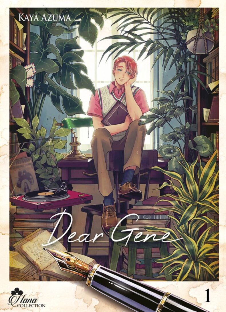 Dear Gene tome 1