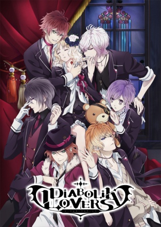 anime Diabolik Lovers