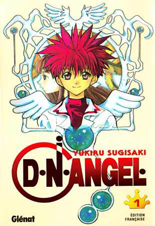 manga D.N. Angel