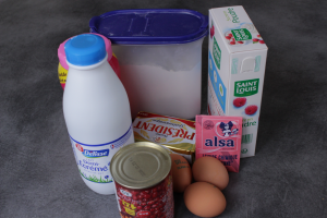 dorayaki ingredients