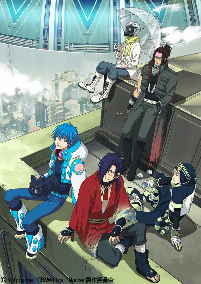 dramatical murder anime